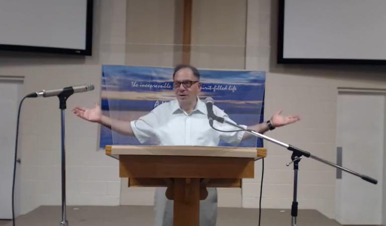 Անփոփոխ Քրիստոս Փոփոխական Աշխարհի Մը Մէջ